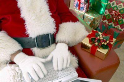 Alista tu tienda online para Navidad #infografía