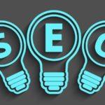 Mezcla correcta de tácticas SEO para Web #infografía