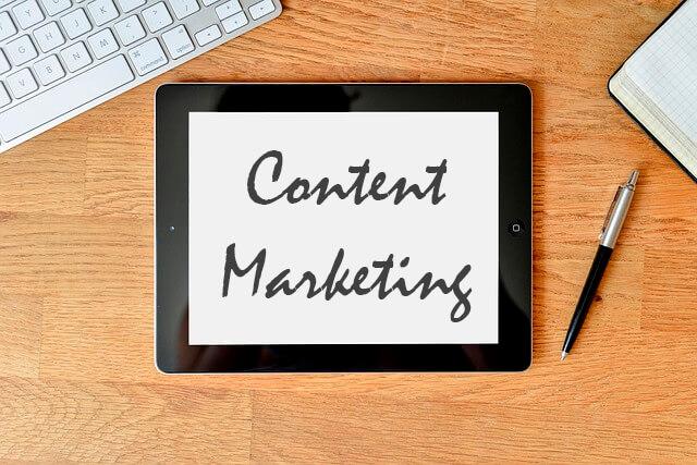 mejores prácticas en marketing de contenidos|Guía de las mejores prácticas en marketing de contenidos #infografía||Vídeo icon|Infografía - ícono||Blog post