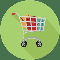 carrito de tienda online