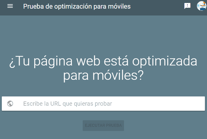 prueba optimizacion moviles