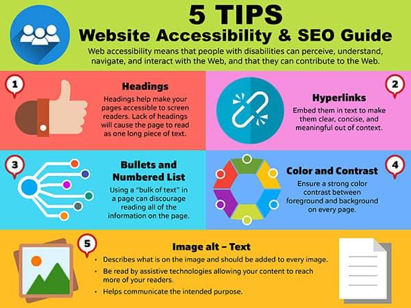 consejos accesibilidad web