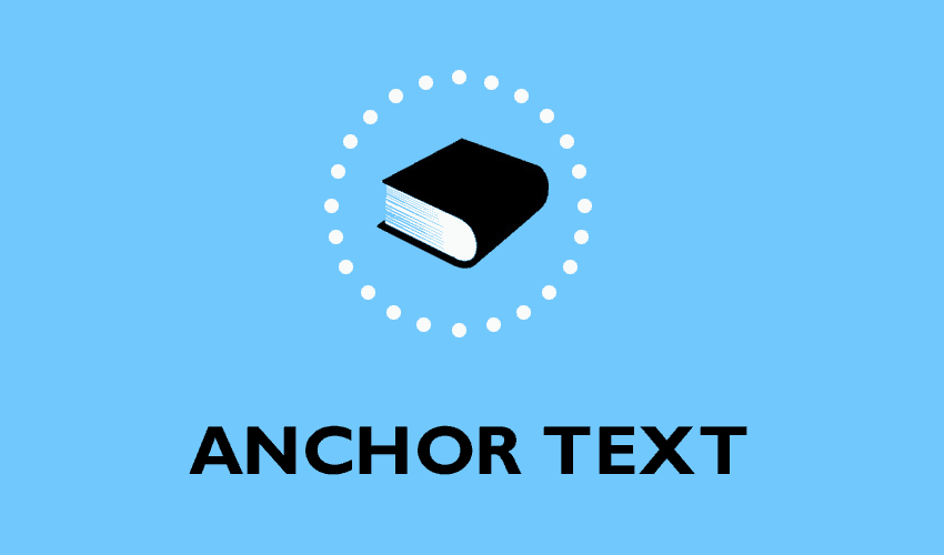 Que es el anchor text