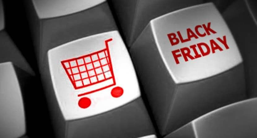 Compras online en Black Friday