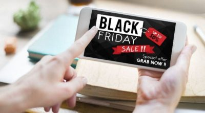 Como el Black Friday ha cambiado con las ventas online|Busquedas en YouTube para Black Friday|Infografía Black Friday en España|Migración del Black Friday al mundo digital|Compras online en Black Friday