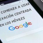 Google comienza a usar la indexación centrada en los móviles usabilidad movil aviso google mobile first indexing prueba de velocidad en moviles prueba optimizacion moviles