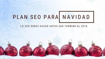 Plan SEO para Navidad||páginas móviles aceleradas|palabras clave Navidad