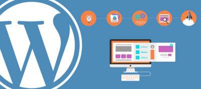 Ventajas de usar WordPress para crear tu web|Ventajas de usar WordPress para crear tu web infografia|crear tu pagina web con wordpress