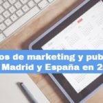 eventos de marketing y publicidad en Madrid y España en 2019