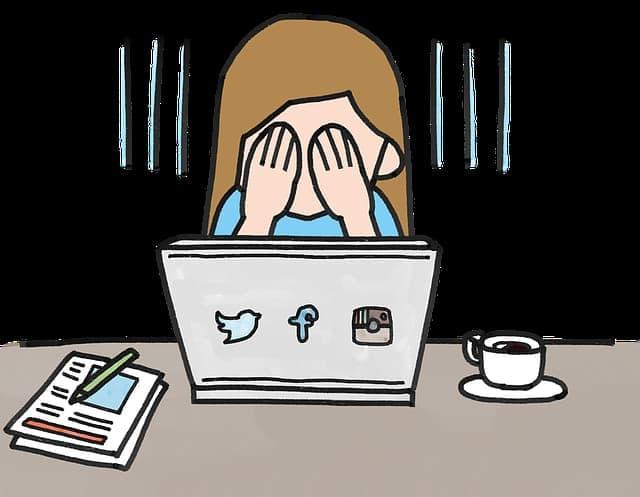 ciberbullying en redes sociales