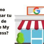 ¿Cómo actualizar tu ficha de Google My Business_